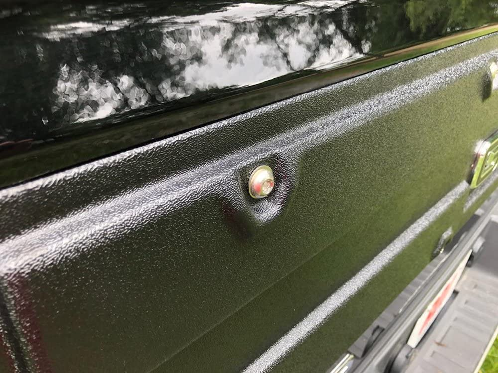 Raw Paintable ABS RDJ Trucks PRO-Offroad DLX Bolt-On Style Tailgate Panel Silverado//Sierra