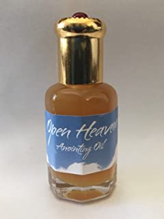 Amazon com: Healing Prayer Anointing Oil: Home & Kitchen