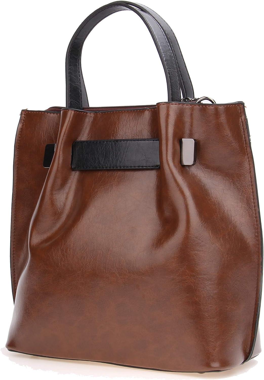 Soft Leather Tote Shoulder Bag Large Capacity Satchel Handbag Top handle Travel Beach Bag with Tassel for Women