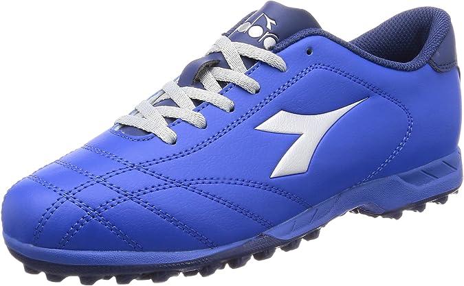 Diadora 6Play Tf, Scarpe da Calcio Uomo, Blu (Azzurro