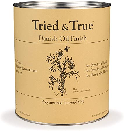 Tried and True Danish Oil – Best Indoor/Outdoor Teak Sealers