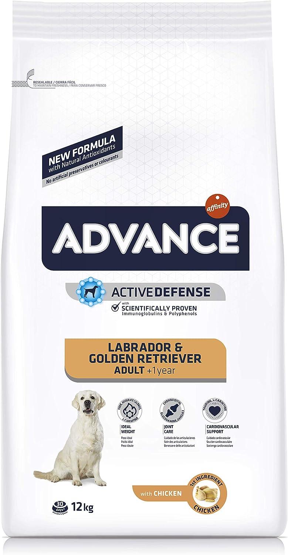 Advance Advance Pienso para Perro Labrador con Pollo - 12000 gr