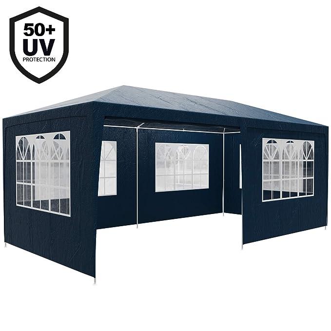 Deuba Pabellon Rimini 3x6m   18m²   Protección UV 50+   Resistente ...