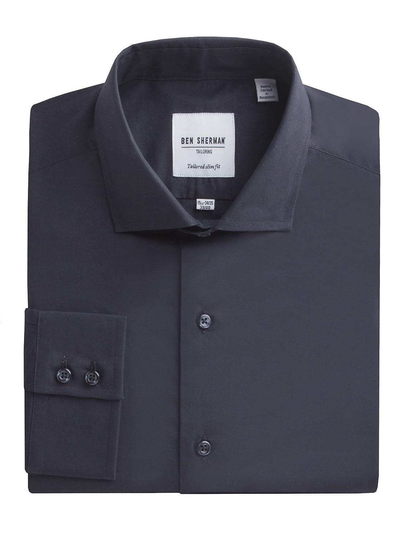 Slim Fit Poplin Shirt - 0046730