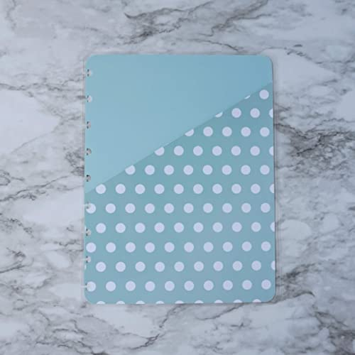 Tri-fold Pocker Folders for Sticker Storage PINK Custom Vinyl Decal Available
