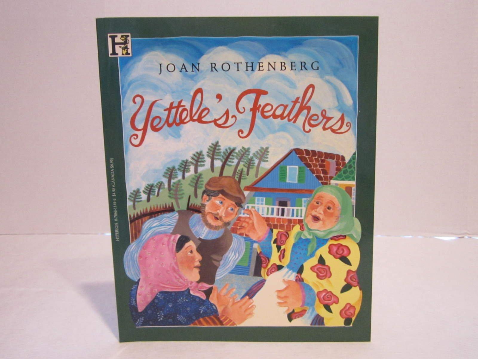 Yettele's Feathers