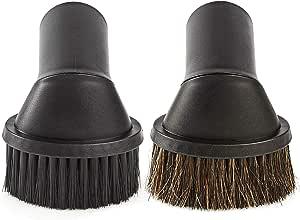 Maxorado - Juego de cepillos para el Polvo para aspiradoras, compatibles con aspiradoras industriales Kärcher Bosch Starmix Deuba Dema FESTOOL Industriesauger: Amazon.es: Hogar