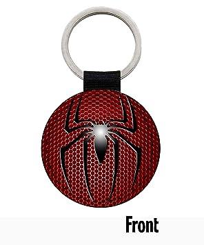 MasTazas Spiderman Llavero Keyring: Amazon.es: Juguetes y juegos