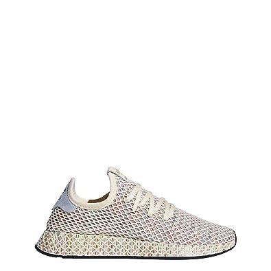 the best attitude 5bffa 785ed adidas Deerupt Pride, Chaussures de Fitness garçon, Blanc (BlacreGricen Negbás