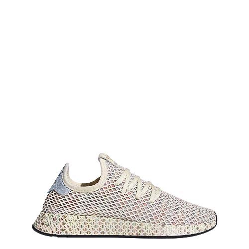 online store ba2e8 69cce adidas Deerupt Pride, Scarpe Stringate Derby Uomo  Amazon.it  Scarpe e borse