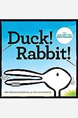 Duck! Rabbit! Board book