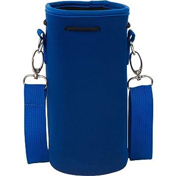 Amazon.com: Botella para agua de neopreno o contenedor de ...