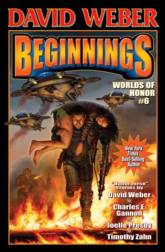 Download Beginnings: Worlds of Honor 6 pdf epub
