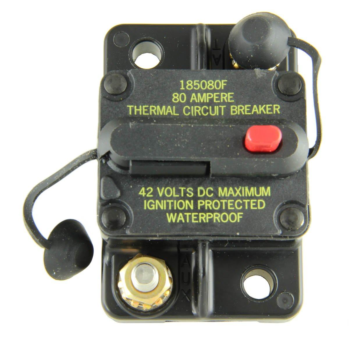 Bussmann CB185-80 Automotive Accessories