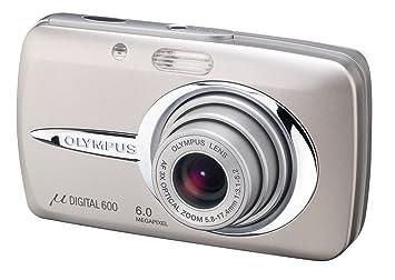 Olympus mju 600 настройки ремонт видеокамеры panasonic nv rz17en