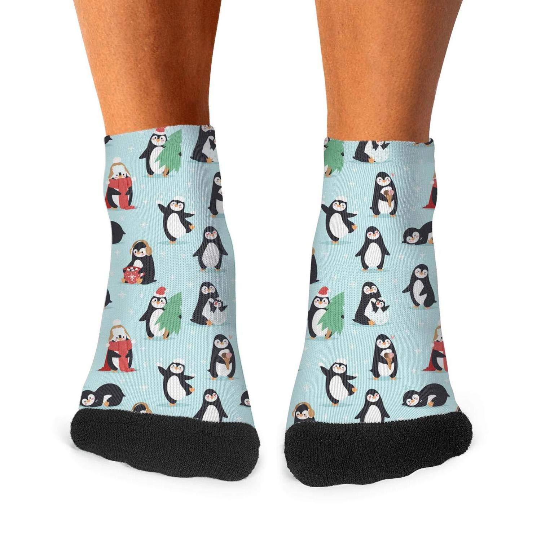 Floowyerion Mens Dogs pattern Christmas set with dog Novelty Sports Socks Crazy Funny Crew Tube Socks
