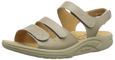 Womens AKTIV Fabia, Weite F Sandals Ganter
