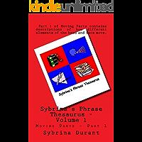 Sybrina's Phrase Thesaurus - Volume 1 (Sybrina's Phrase Thesaurus Book)