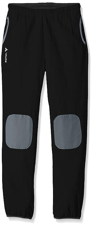 Vaude Boy's Karibu II Pants - Black/Black, ...