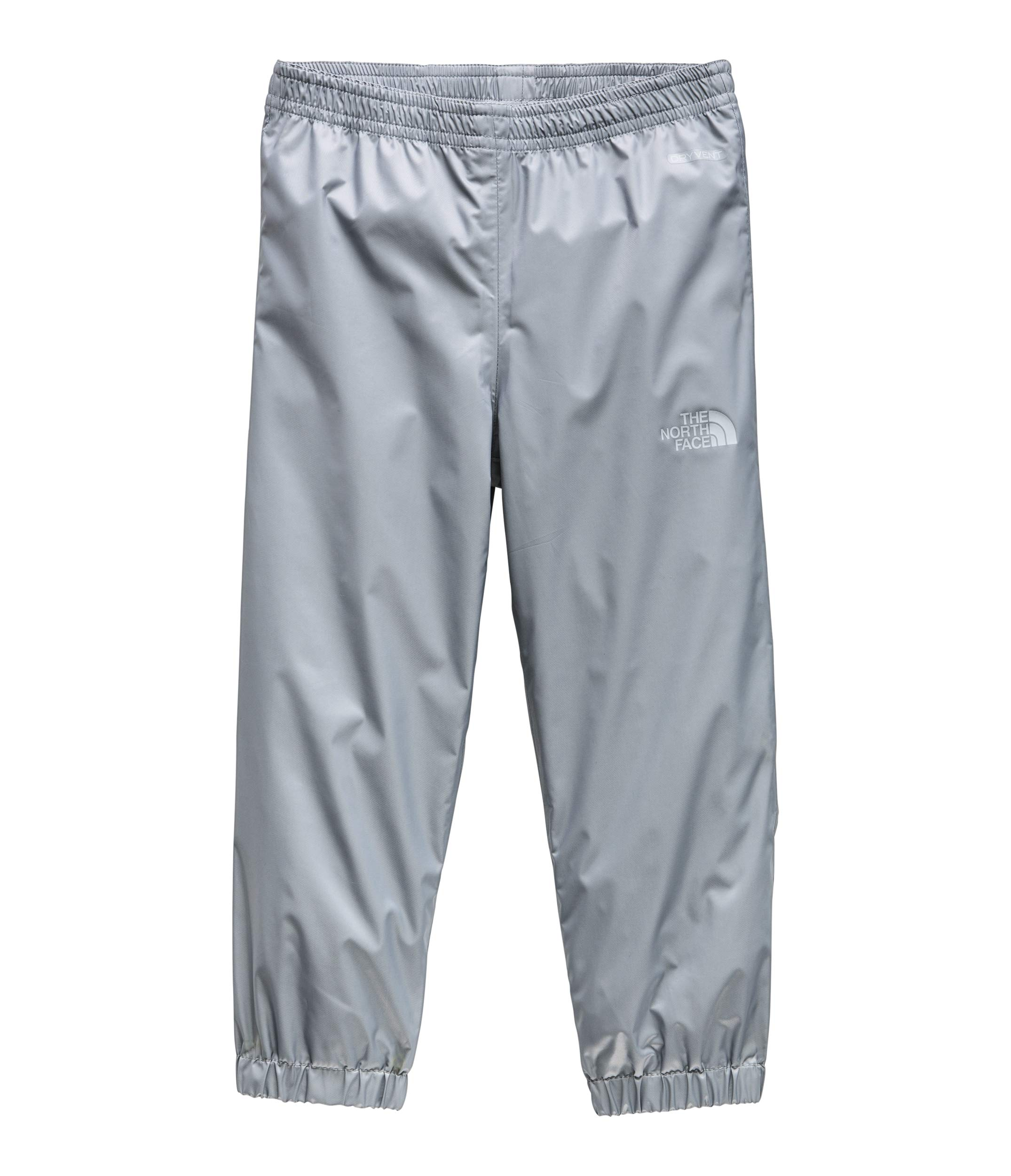 The North Face Toddler Zipline Rain Pant, Mid Grey, 3T by The North Face