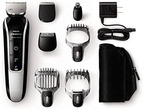 Philips Norelco Multigroom 5100 QG3364/42 afeitadora corporal ...