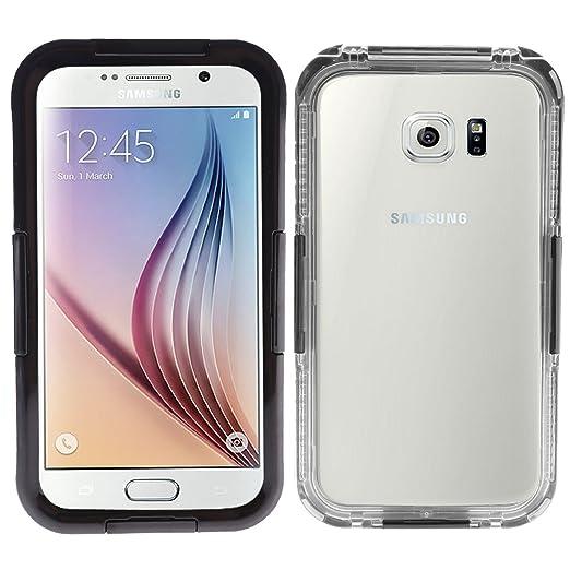 23 opinioni per Samsung Galaxy S6 Edge- iProtect Custodia impermeabile Outdoor Case protezione