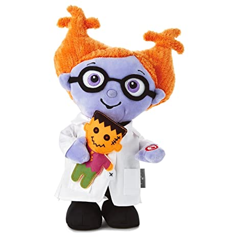 Amazon Com Maddie The Mad Scientist Interactive Stuffed Animal