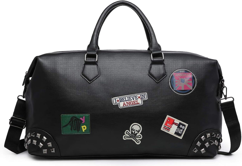 Oversized Travel Bag Large Tote Crossbody Handbag Super Big Weekender Duffel Purse