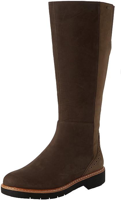 Clarks Witcombeskygtx, Botas para Mujer: Amazon.es: Zapatos y complementos