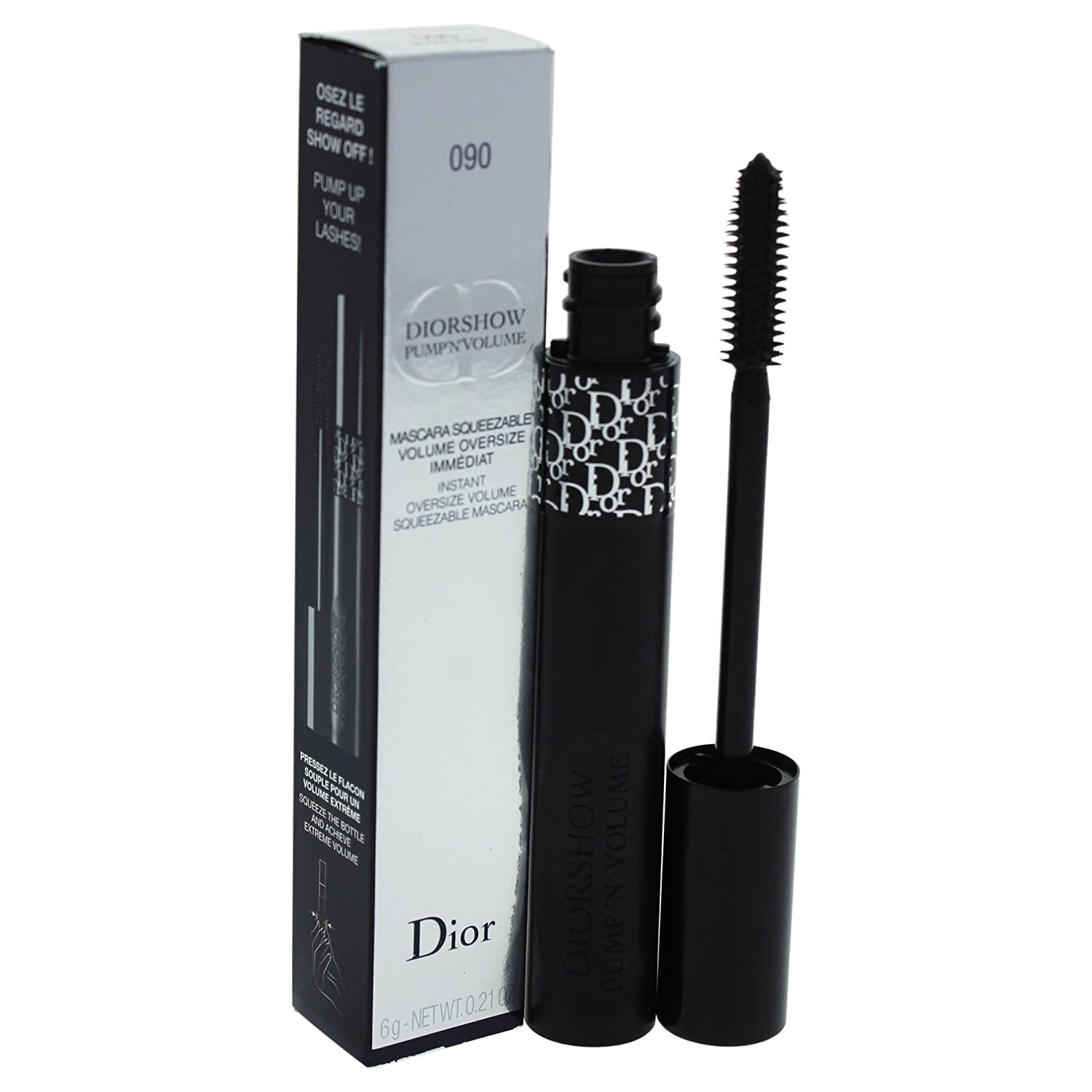 dior mascara  : Christian Dior Diorshow Pump N Volume Mascara, Black ...