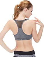 icyzone Workout Yoga Clothes Activewear Moving Comfortable Racerback Sports Bras
