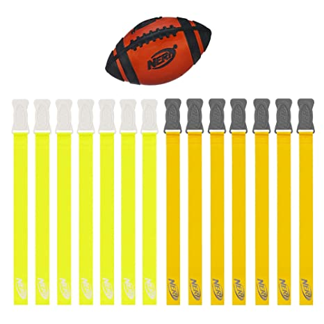 Image Unavailable. Image not available for. Color  Nerf N-Sports Flag  Football Set f76dea091
