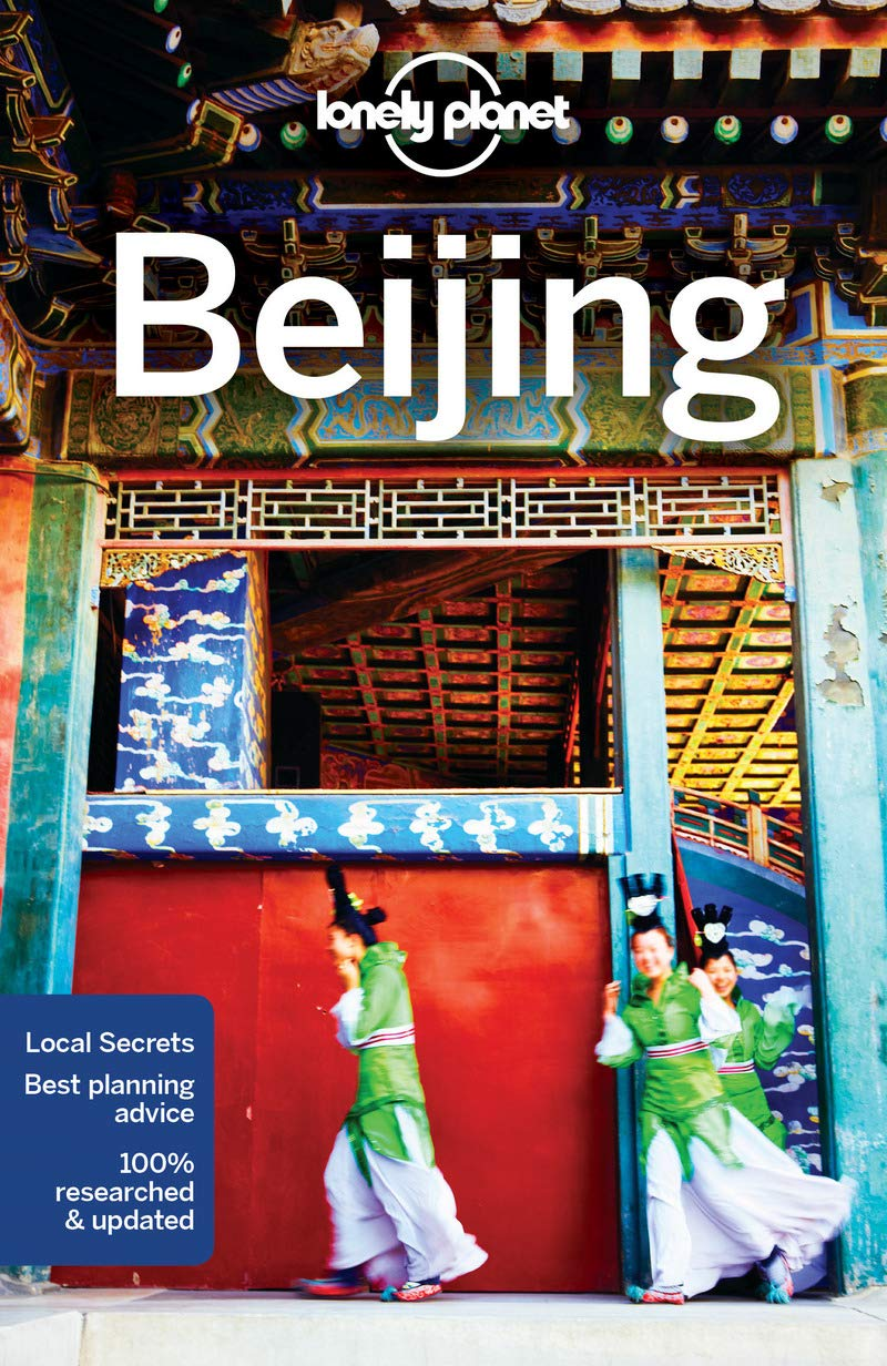 Lonely Planet Beijing Subway Map.Lonely Planet Beijing Travel Guide Lonely Planet David Eimer
