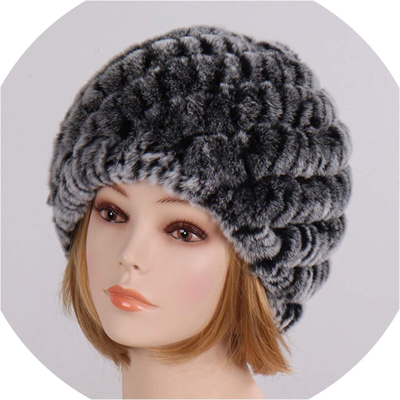 Hat Women Winter Natural...
