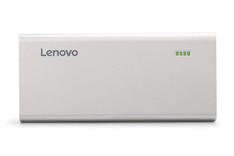 Lenovo 13000mAH Lithium-ion Power Bank PA13000 (Silver)