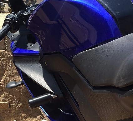 RoadRash Yamaha R15 V3 0 / R15 V2 0 Frame Slider (Frame Protector) Crash  Guards