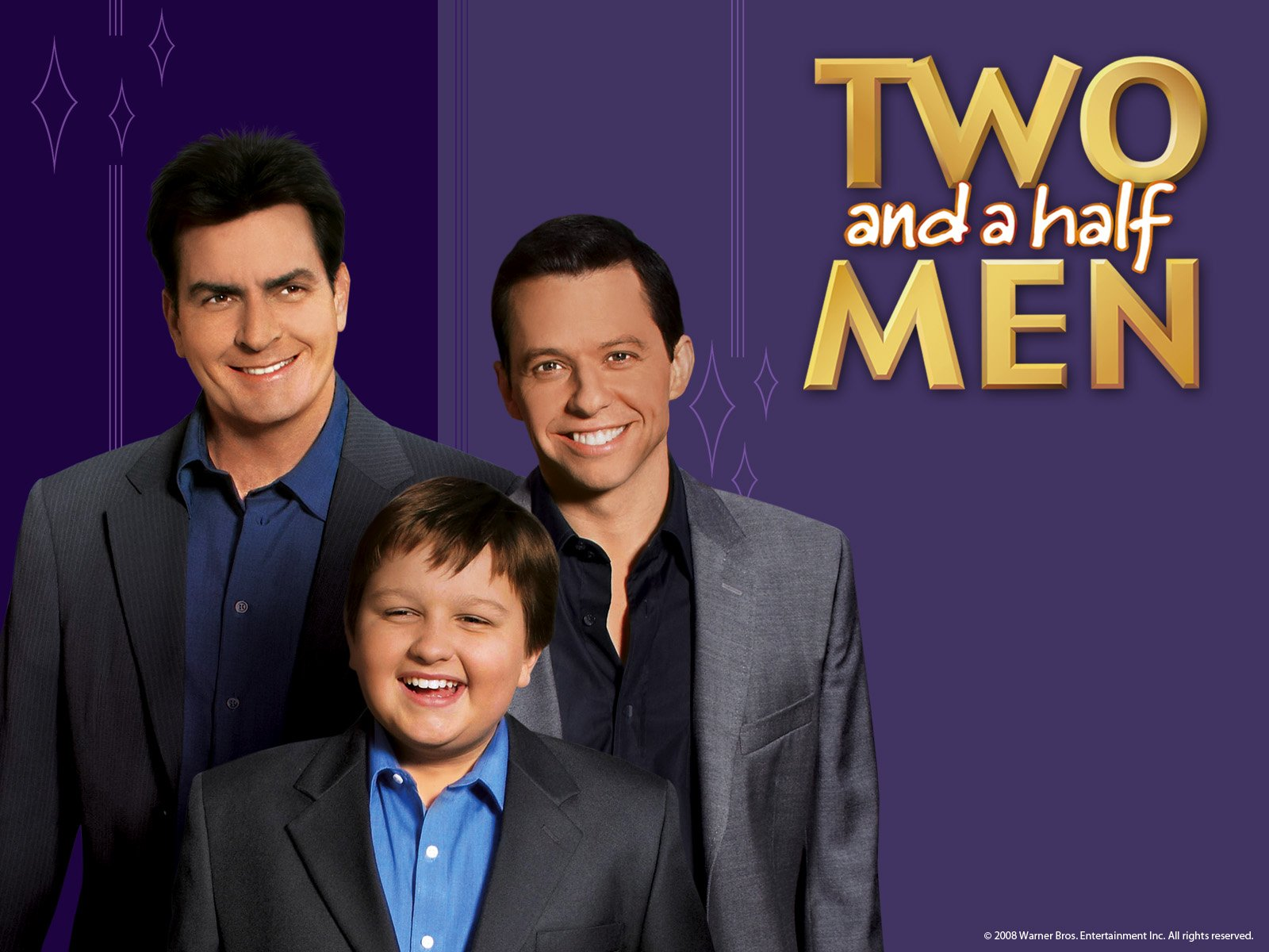 Watch Two And A Half Men Season 4 Prime Video