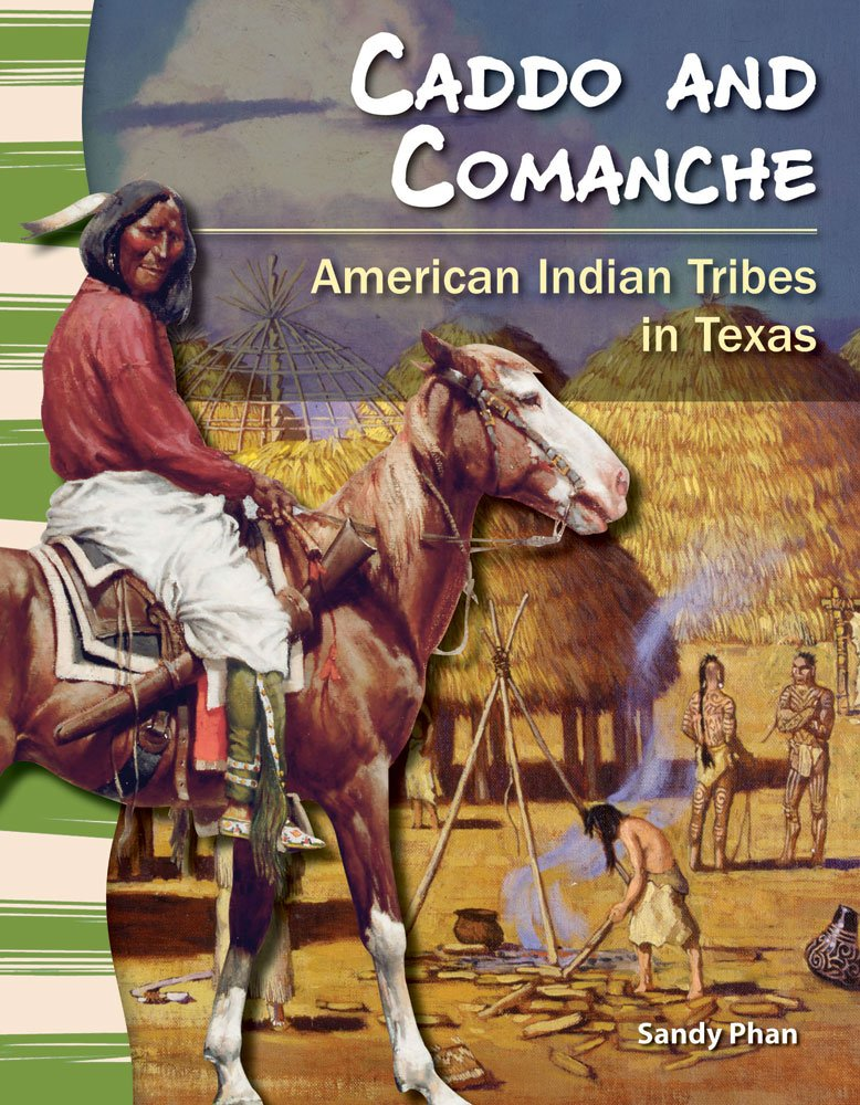 Download Caddo and Comanche (Social Studies Readers) pdf epub