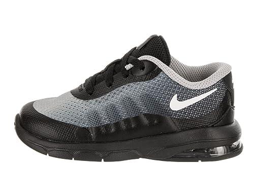 finest selection fad59 8d8f6 Nike Air Max Invigor Print (TD) Chaussures de Running Compétition Mixte  Enfant: Amazon.fr: Chaussures et Sacs