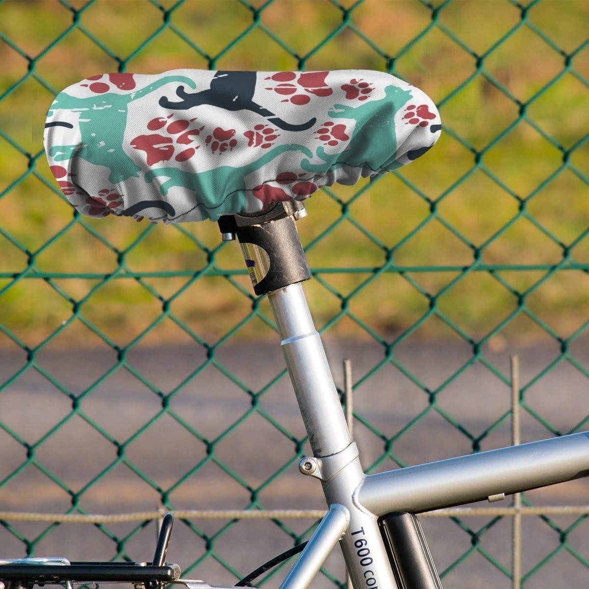 Sillín de Bicicleta no aplicable con diseño de Animales de Dibujos ...