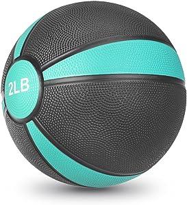 JBM Medicine Ball Slam Ball 2lbs 4lbs 6lbs 8lbs 10lbs 12lbs 15lbs Workouts/Exercise Strength Training Cardio Exercise Plyometric