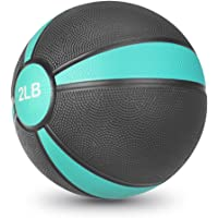 JBM Medicine Ball Slam Ball 2lbs 4lbs 6lbs 8lbs 10lbs 12lbs 15lbs Workouts/Exercise Strength Training Cardio Exercise Plyometric & Core Training Squats, Lunges, Slam Exercise