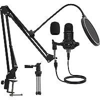 MIRFAK TU1 USB Condenser Microphone Kit