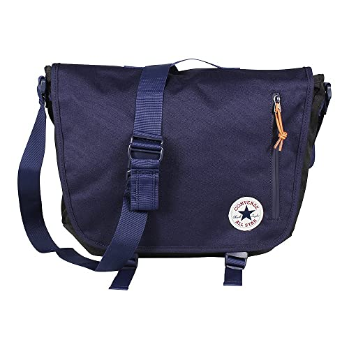 Converse Unisex shoulder bag Poly Messenger Midnight Indigo  Amazon ... 503c1c98c4016