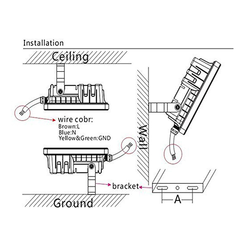 amazon in ascension 4 Wire Fan Motor Wiring