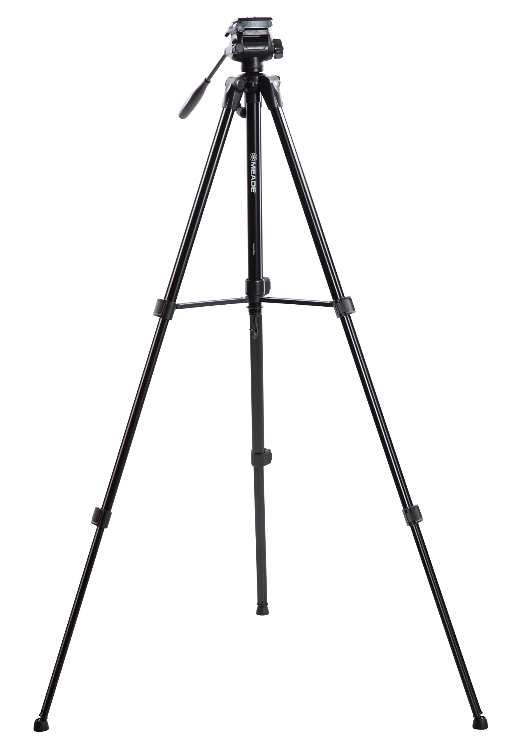 Meade Instruments Classic 30 Photo Tripod, for Full-Sized Binoculars or Spotting Scopes (608050)