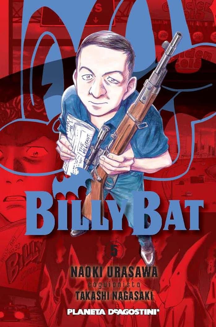 Billy Bat 05 (Spagnolo) Copertina flessibile – 19 giu 2012 Takeshi Nagasaki Naoki Urasawa Yoshimi Ito Planeta DeAgostini