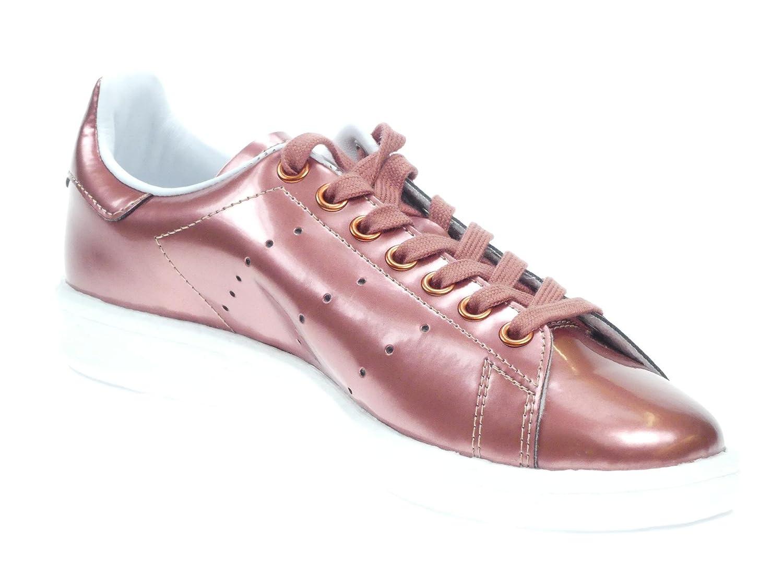 adidas Stan Smith Boost Sohle Damen Sneaker Kupfer: Amazon