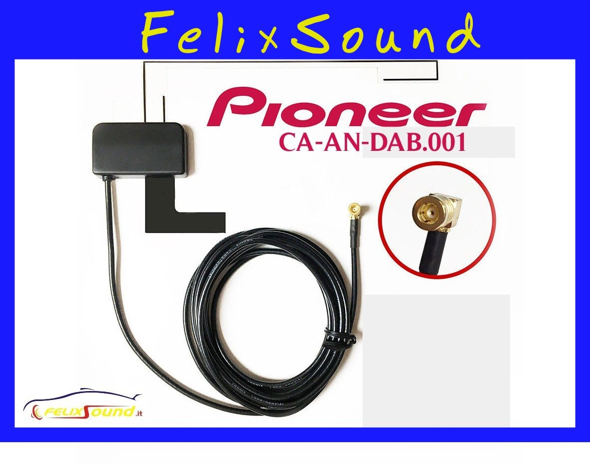 Pioneer CA-AN-DAB.001 Digital Audio Broadcast Kfz-Antenne