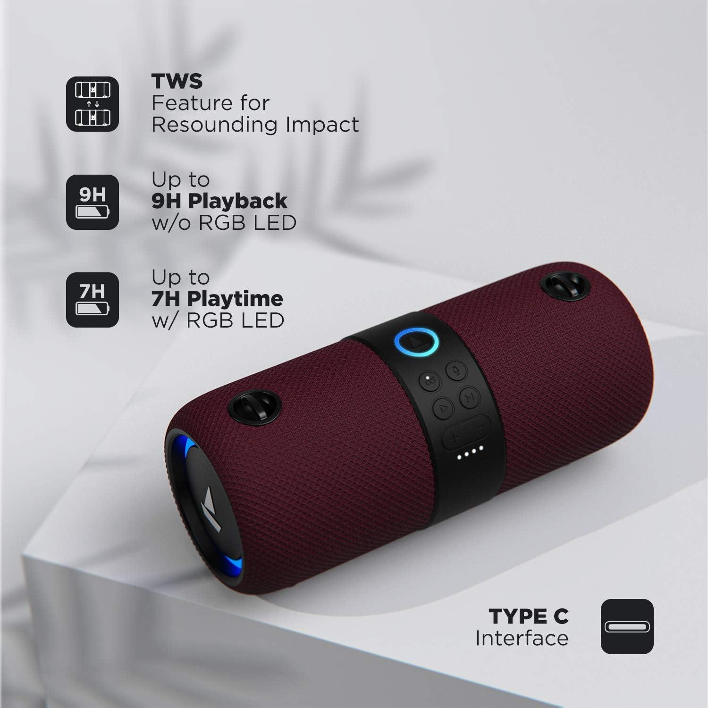 Boat Stone 1000  1200 Vs 1000 Comparison: Which Bluetooth Speaker is Better?